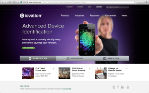 iovation Screen Shot